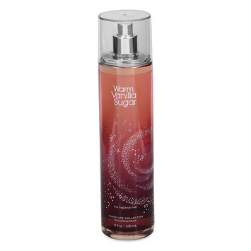 Bath & Body Works Warm Vanilla Sugar Fine Fragrance Mist uploaded by Jessie B.