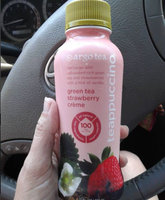 Argo Tea Teappucino® Green Tea Strawberry Creme -- 12 fl oz uploaded by Annett A.