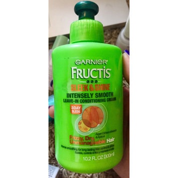Garnier Fructis Sleek & Shine Leave-In Conditioner, 10.2 oz uploaded by Liz H.