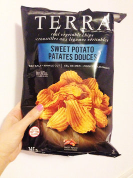 Photo of TERRA Sweet Potato, No Salt Added, 1.2 ounce (Pack of 24) uploaded by Sarah N.