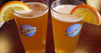 Blue Moon Belgian White Wheat Ale uploaded by Maria M.