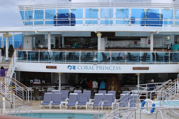Photo of Princess Cruises uploaded by Dinah B.
