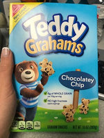 Nabisco Teddy Grahams Honey Maid Graham Snacks Chocolatey Chip uploaded by T S.
