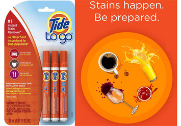 Photo of Tide to Go Instant Stain Remover uploaded by Vicki F.