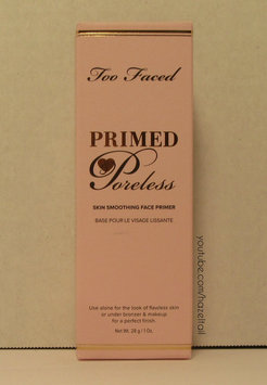 Photo of Too Faced  Primed & Poreless Skin Smoothing Face Primer uploaded by Ashley S.