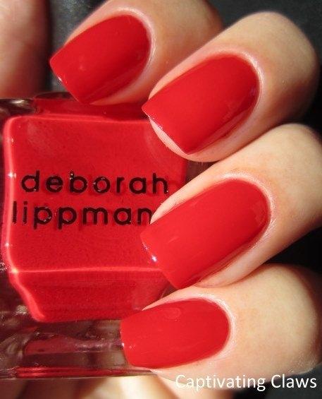 Deborah Lippmann Nail Polish uploaded by Faith S.