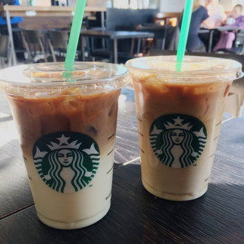 Photo of Starbucks Natural Fusions Caramel Ground Coffee uploaded by Jéssica S.