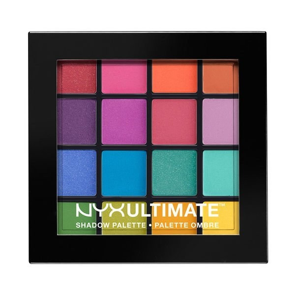 NYX Cosmetics Ultimate Shadow Palette uploaded by Eve M.