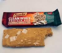 PowerBar Clean Whey Protein Bar Vanilla Coconut Crunch uploaded by Amber M.