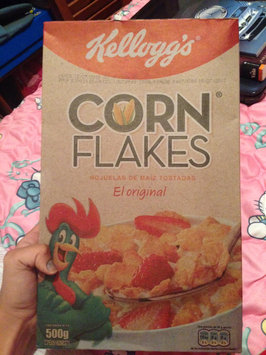 Kellogg's Cereal Corn Flakes The Original & Best uploaded by Yadira G.