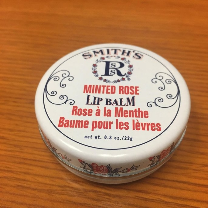 Smith's Minted Rose Lip Balm uploaded by Sarah S.