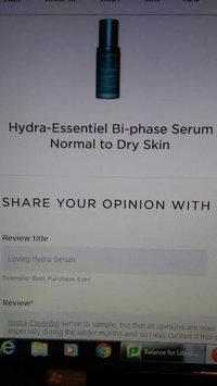 Photo of NEW! Clarins Hydra-Essentiel Bi-phase Serum uploaded by Ursula B.