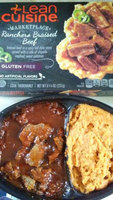 Lean Cuisine Culinary Collection Ranchero Braised Beef uploaded by Ursula B.