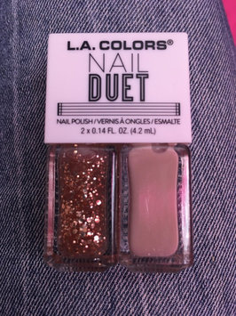 Photo of L.A. Colors Nail Duet uploaded by Rosemary N.