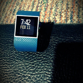 Photo of Fitbit Surge GPS Fitness Watch uploaded by Yassine W.