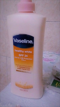 Photo of Vaseline Healthy White Lightening Visible Fairness Lotion uploaded by Pavethra R.