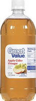 Great Value: Apple Cider Vinegar, 16 Oz uploaded by Emmanuel G.