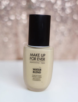 Photo of MAKE UP FOR EVER Water Blend Face & Body Foundation uploaded by Jéssica S.