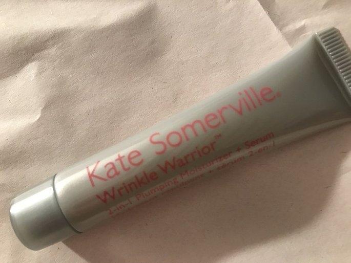 Kate Somerville Wrinkle Warrior 2-in-1 Plumping Moisturizer + Serum uploaded by Erica D.