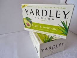 Photo of Yardley Bath Bar Aloe & Avocado uploaded by Emmanuel G.