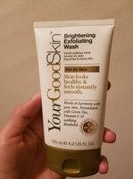 YourGoodSkin Brightening Exfoliating Wash Single Count - 4.2 oz. uploaded by naf C.