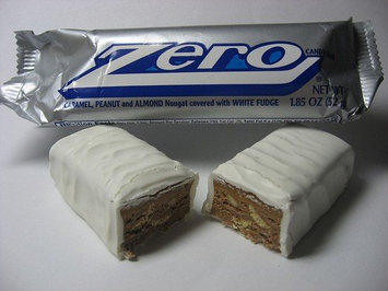 Photo of Zero Candy Bar uploaded by Kendall M.