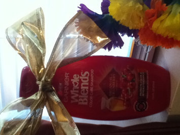 Photo of Garnier Whole Blends Argan Oil & Cranberry Extracts Color Care Shampoo uploaded by Desiree P.