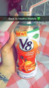V8 Veggie Blends Carrot Mango uploaded by Nancy A.