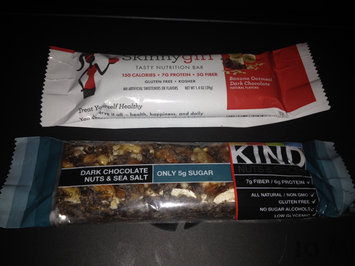 Skinnygirl Daily On-The-Go Bars uploaded by Elizabeth P.