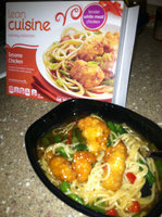Lean Cuisine Culinary Collection Sesame Chicken uploaded by Christina W.