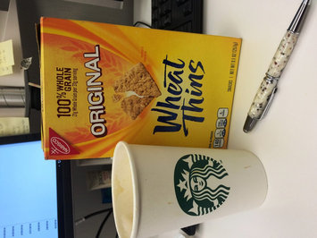 Photo of Nabisco Wheat Thins Original Crackers uploaded by Melissa K.