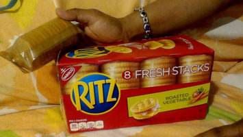Photo of Nabisco RITZ Crackers Roasted Vegetable uploaded by Prianka A.