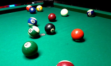Photo of Hathaway Renegade 54 in. Slate Bumper Pool Table uploaded by Olivia D.