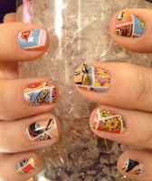 Nail Rock Designer Nail Wraps uploaded by Phoebe M.