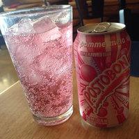 Postobon Apple Flavored Soda uploaded by Rosana M.