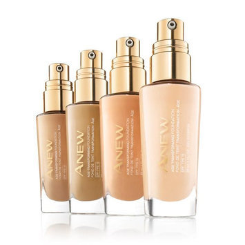 Photo of Anew Age-transforming Foundation SPF 15 uploaded by Donaleen M.