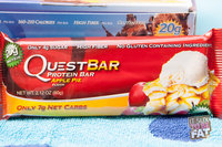 Quest Bar Apple Pie Protein Bars uploaded by Jennifer S.