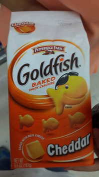 Photo of Goldfish® Calorie Cheddar Snack Cracker Pouches uploaded by Melissa M.