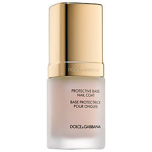 Dolce & Gabbana Protective Base Nail Coat  uploaded by Hazel S.