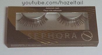 Photo of SEPHORA COLLECTION False Eye Lashes Astonish #03 - natural volume uploaded by Ashley S.