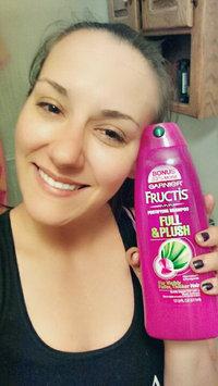 Garnier® Fructis® Full & Plush Shampoo uploaded by Alesia P.