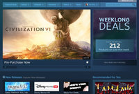 Valve Corporation Steam uploaded by Jessica E.