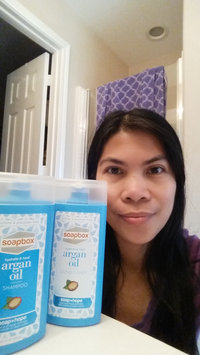 Photo of SoapBox Argan Conditioner uploaded by Mhar S.