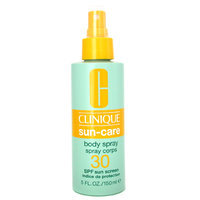 Clinique Body Spray SPF30 Sun Screen uploaded by Clover W.