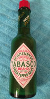Tabasco Green Pepper Sauce uploaded by Rita W.