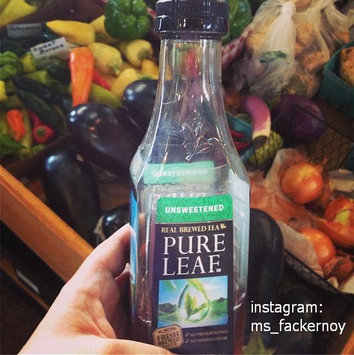 Photo of Lipton® Pure Leaf Real Brewed Unsweetened Iced Tea uploaded by Debbie A.