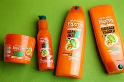 Garnier Fructis Triple Nutrition Curl Nourish Shampoo uploaded by kim r.
