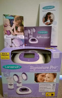 Lansinoh® Signature Pro™ Double Electric Breast Pump uploaded by Laura B.