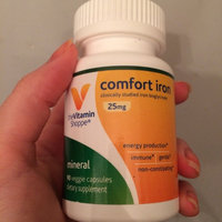 Vitamin Shoppe Comfort Iron (Iron Bisglycinate) uploaded by marcella b.