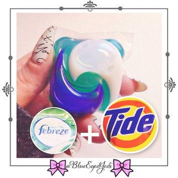 Tide Pods Plus Febreze uploaded by Diane M.